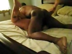 Doggy with loud bbw ex