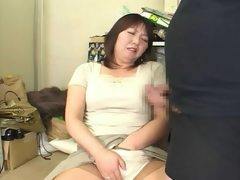 Japanese bbw mature masterbatio