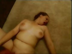 Horny fat chubby gf riding her mature..