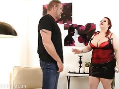Bbw jordynn luxxx get spanked and..