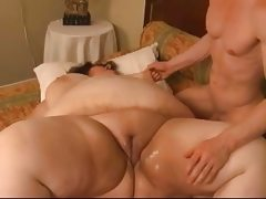 Crazy ssbbw machine fucked fisted and..