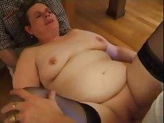 French mature n34 bbw anal mom in..