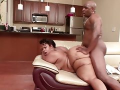 Bbw fat ass got pounded