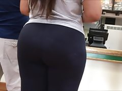 Juicy ass latina