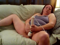 Play with hitachi magic wand to close..