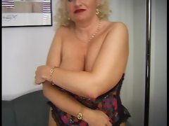 Bbw strips and dances for you