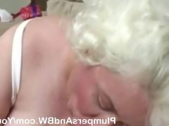 Bbw momma s first blowjob in 20 years